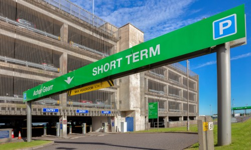 Short-Term Parking at Cork Airport