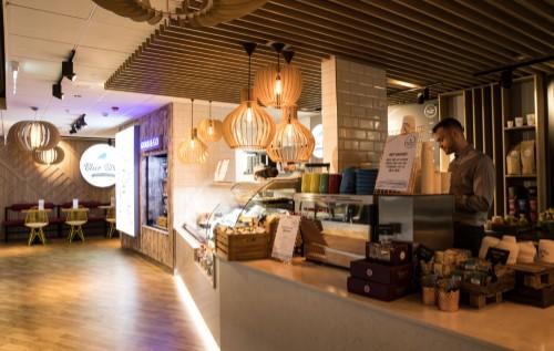 Bluebird Café at Cork Airport