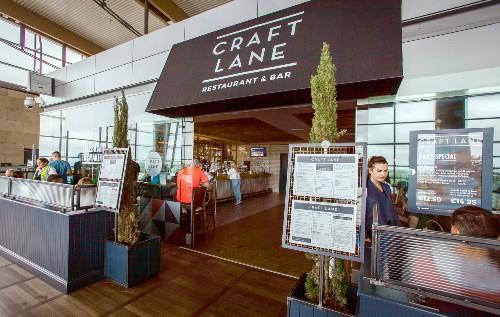 Craft Lane Restaurant and Bar at Cork Airport