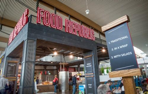 Food Republic Restaurant at Cork Airport