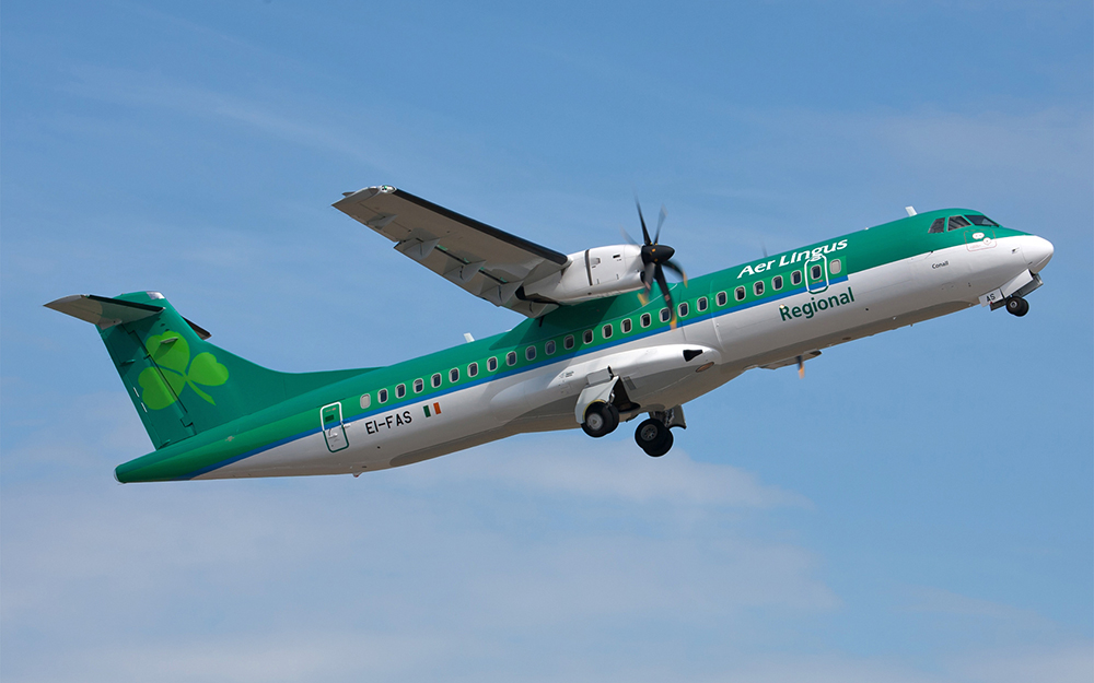 Aer Lingus Regional Fly Two Million Passengers Through Cork Airport