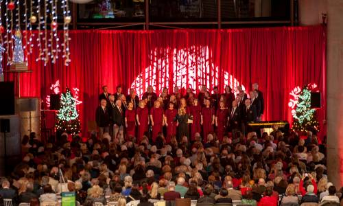 Christmas homecoming concert cork airport