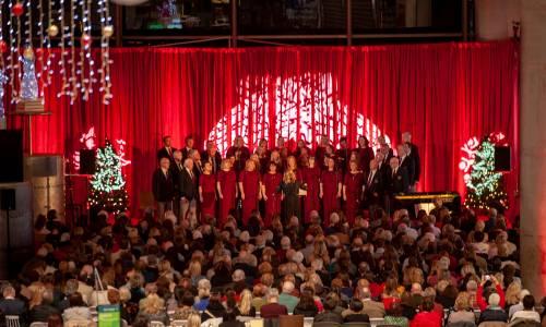Christmas homecoming concert cork airport