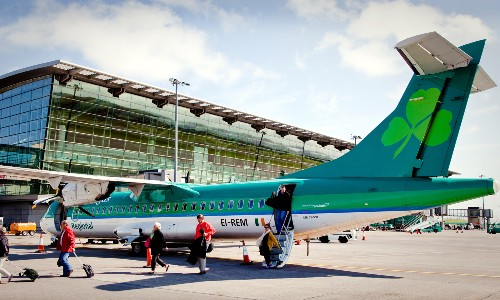 ground handling at cork airport