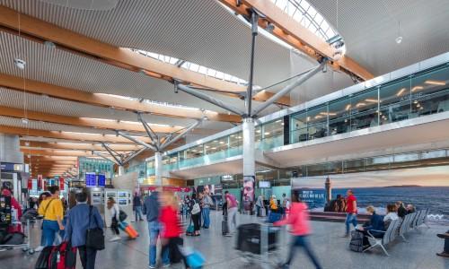 passenger profile at Cork Airport