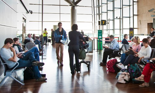 passenger rights cork airport