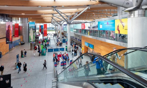 Shops at Cork Airport