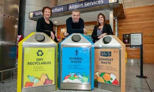 Sustainability at Cork Airport