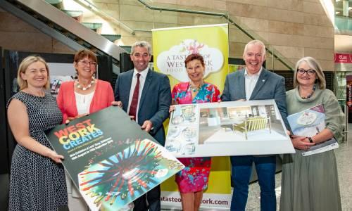 taster of West Cork launch cork airport