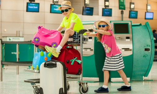 Travelling with Children at Cork Airport
