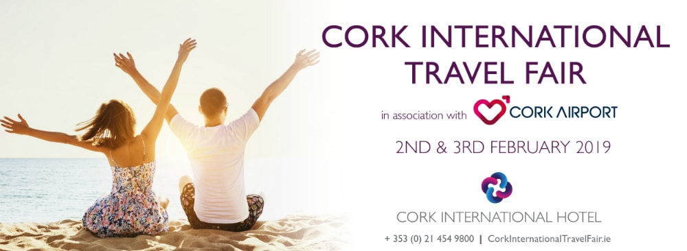 Book Your Next Holiday At The Cork International Travel Fair