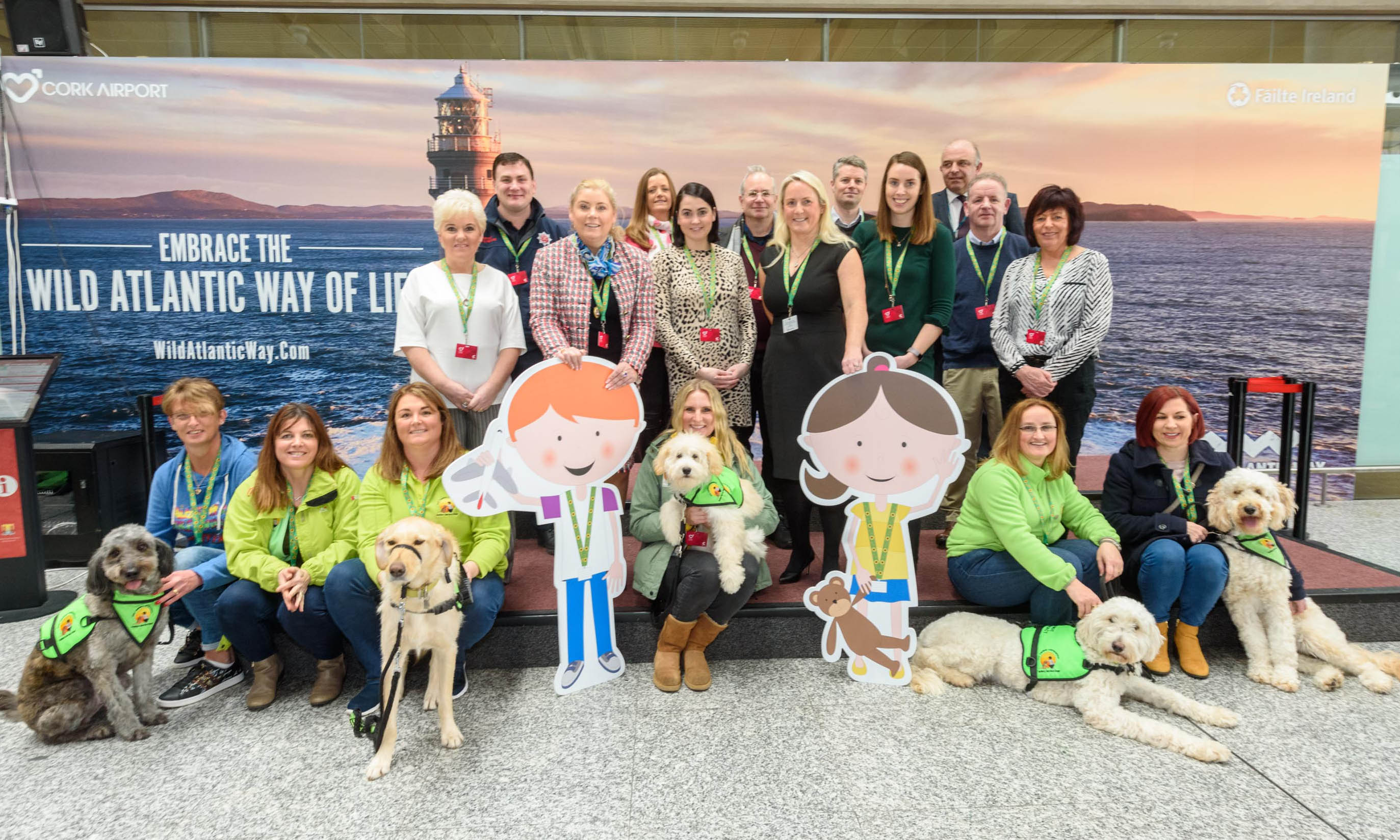 Cork Airport Introduces Lanyard Scheme For Passengers With Hidden Disabilities