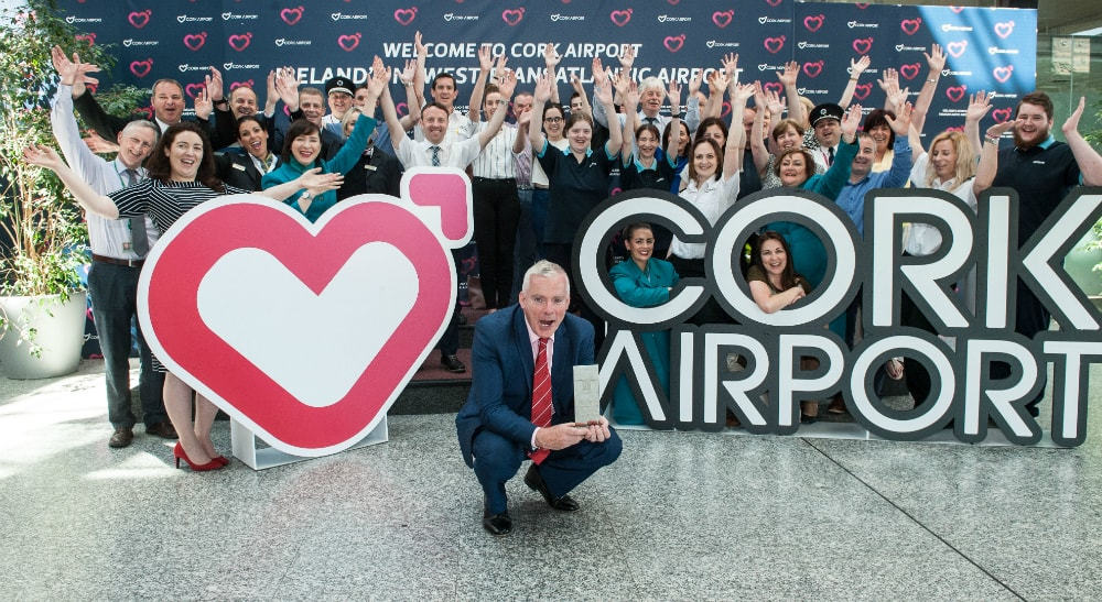 Cork Airport Shortlisted For Prestigious European Aviation Award