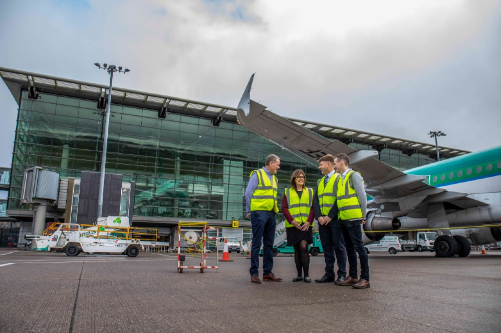 Cork Airport switches to 100% green electricity from Electric Ireland