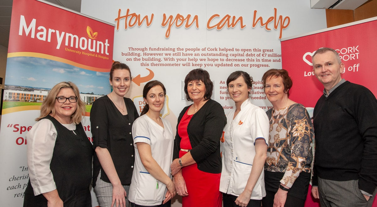 Marymount Announced As Cork Airport's 2019 Charity Of The Year
