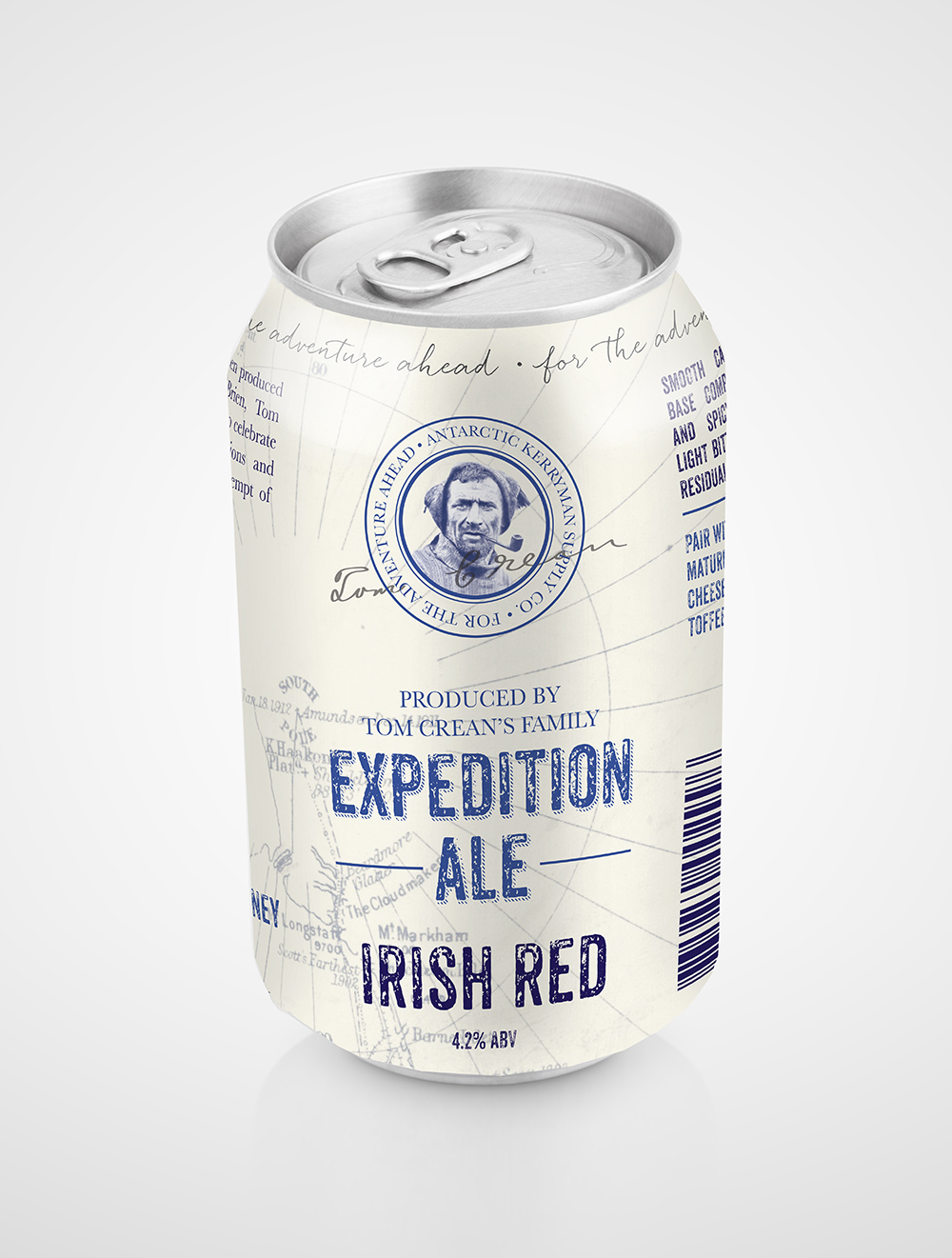 Tom Crean Expedition Ale News